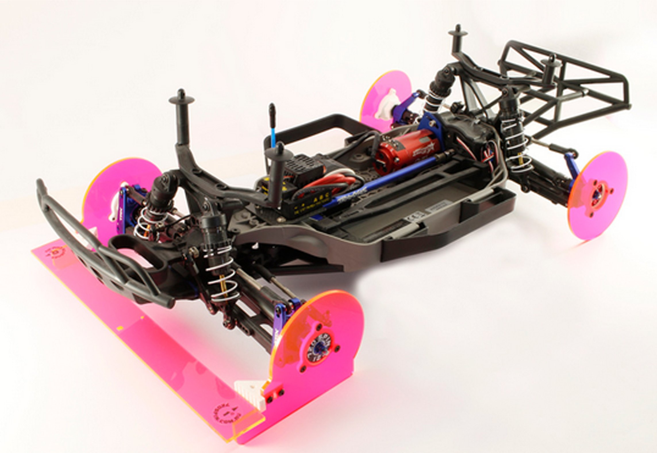 720Spin 1/10 Short Course - Stadium Truck Chassis Front ...