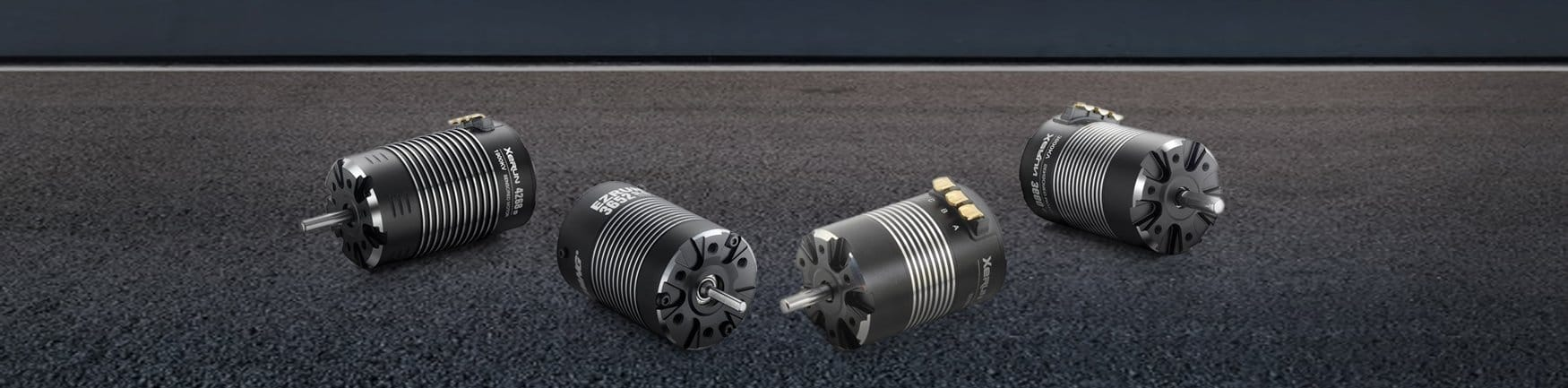 4 Pole Motors (New)